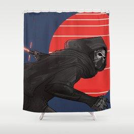 Kylo Ren, Shower Curtain