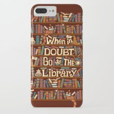Go to the library iPhone 7 Plus Slim Case