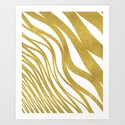 Golden Wave #society6 #decor #buyart by 83oranges