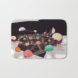 THE CONQUEST OF THE PARADISE Bath Mat