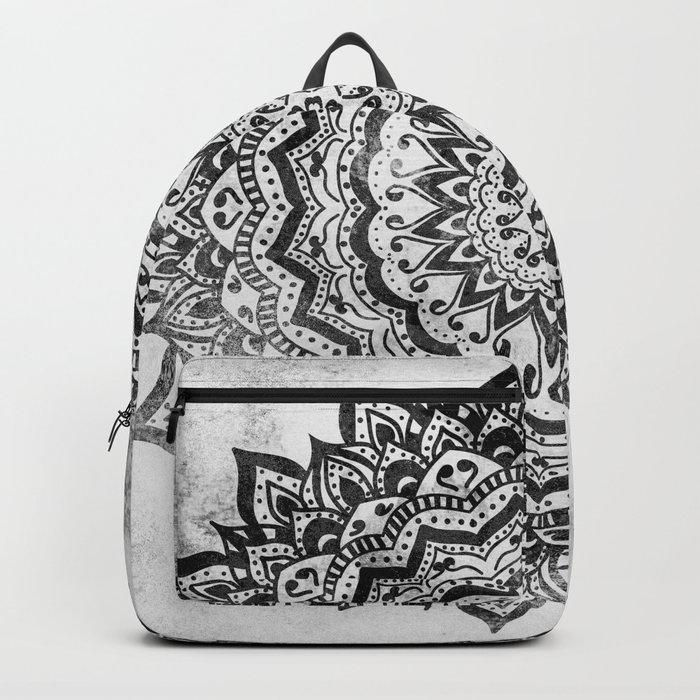 BLACK JEWEL MANDALA Backpack