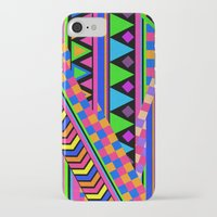 neon iPhone & iPod Cases featuring NEON by Bianca Green
