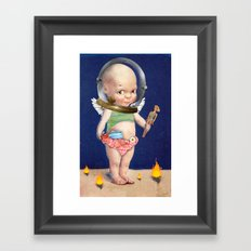 play-time Framed Art Print