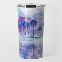 """Cold Reflections"". Travel Mug"