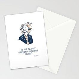Leslie Knope Stationery Cards