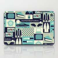risa rodil iPad Cases featuring Carry on my wayward son by Risa Rodil