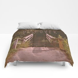 Discover Comforters