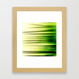 Lose Yourself Along The Way Framed Art Print