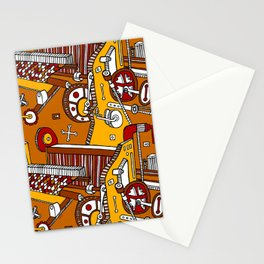 Looming Large Stationery Cards