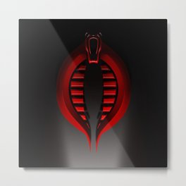 Cobra! Metal Print