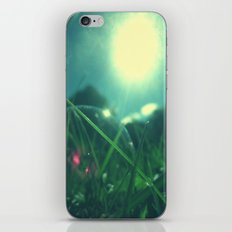A Bubble's Perspective iPhone & iPod Skin