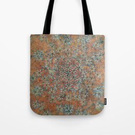TAGGART SPRING TRANSFORMATION Tote Bag