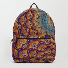 Manda Pattern Backpack