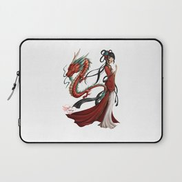 Chinese dragon pure Laptop Sleeve