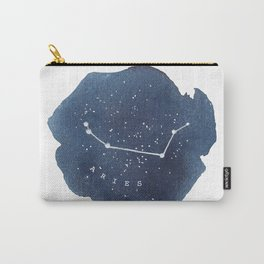 aries constellation zodiac Carry-All Pouch