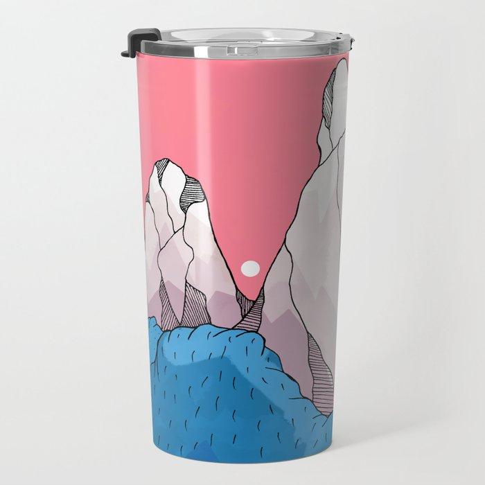 Mount forestmore Travel Mug