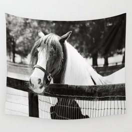 Extraordinary Black & White Wall Tapestry