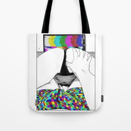 asc 511 - L'extatique (The ecstatic) Tote Bag