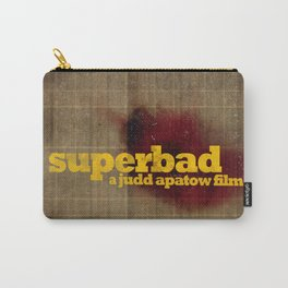 Superbad - Blood Brothers Carry-All Pouch