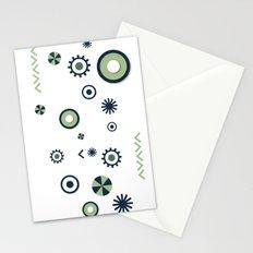 Julie pattern Stationery Cards