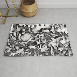 Lapwing in Disguise Rug