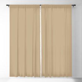 PPG Glidden Desert Camel (Warm Tan / Beige) PPG12-16 Solid Color Blackout Curtain