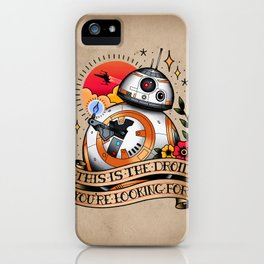 BB-8 iPhone Case
