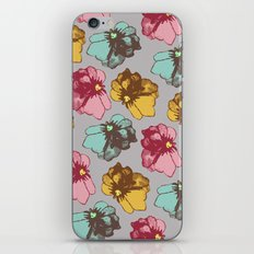 Photographic Florals iPhone & iPod Skin