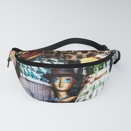 Vintage Fashion Fanny Pack