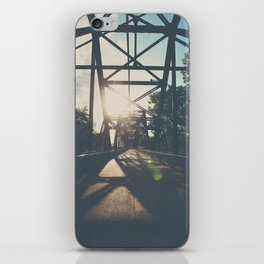 crossing the Mississippi ... iPhone Skin