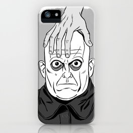 FESTER ADDAMS - THE ADDAMS FAMILY iPhone Case