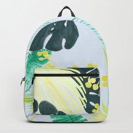 Acid leaf Backpack