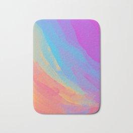 full color summer Bath Mat