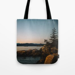 The Pacific Northwest Tote Bag