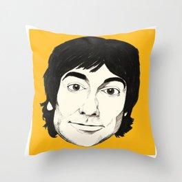 Keith Moon Throw Pillow