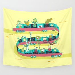 The Limo Wall Tapestry