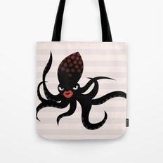 Squid Fatale Tote Bag