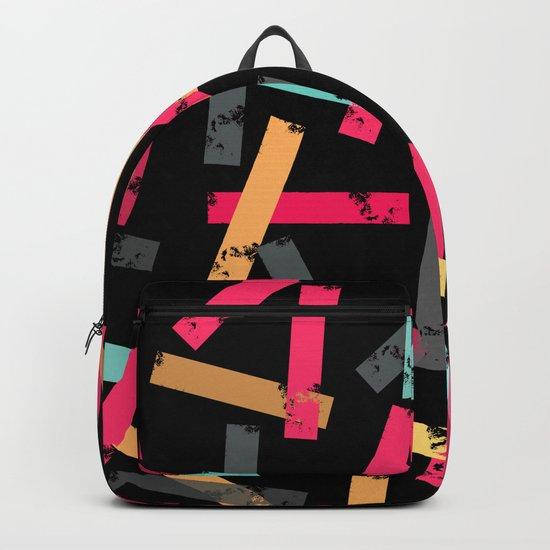 KISOMNA #3 (Black BG) Backpack