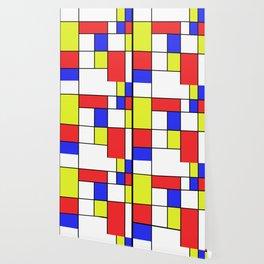 Mondrian #23 Wallpaper