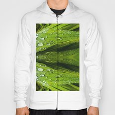 Floral Reflections in water Hoody