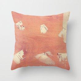 shipboard Throw Pillow