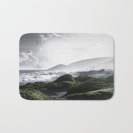 Sandy Beach, Hawaii Bath Mat
