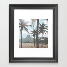 Posto 10 Framed Art Print