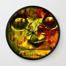 Will of the Markets Wall Clock