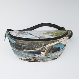 Scenic Shore of Hawaii by Reay of Light Photography Fanny Pack