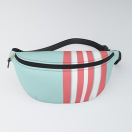 Seaside stripes Fanny Pack