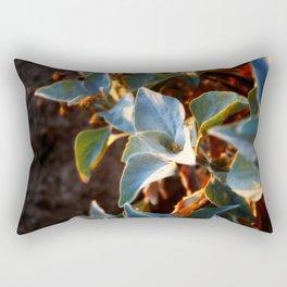 Desert Leaves II Rectangular Pillow