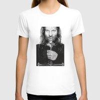 aragorn T-shirts featuring Aragorn by Rik Reimert