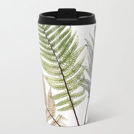 Ferns Metal Travel Mug