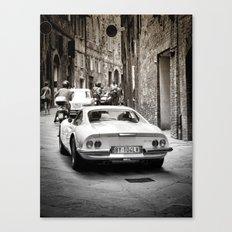Ferrari Gino GT246 Canvas Print